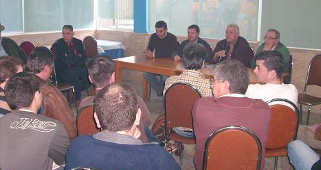 Reunion Informativa Vigo