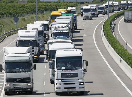 Caravana Transportistas