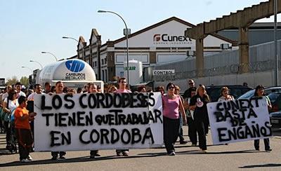 Conflicto Cunex Cooper